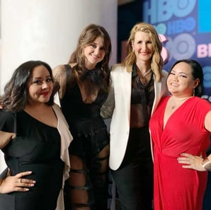 Prizeo Winners With Big Little Lies Cast Members