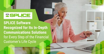 Splice Software Recognized For In Depth Communications Solutions