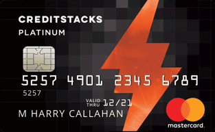 CreditStacks Mastercard