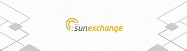 The Sun Exchange logo banner