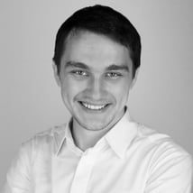 Photo of STASIS CEO and Founder Gregory Klumov