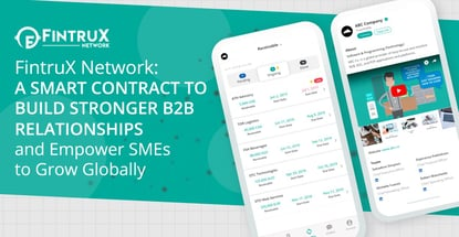 Fintrux Helps Smbs Build Stronger B2b Relationships