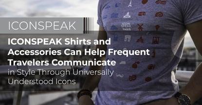 Iconspeak Helps Travelers Communicate In Style