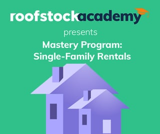 Screenshot of Roofstock Academy course cover