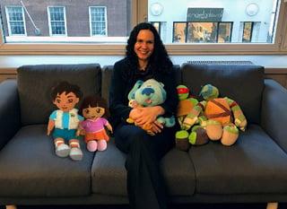 Photo of Goalsetter Founder Tanya Van Court