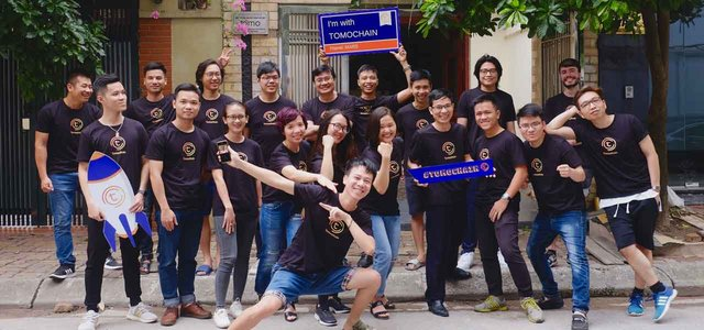 TomoChain Team