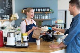 Retail Transaction Photo
