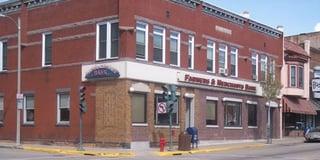 Photo of Farmers & Merchants Bank branch