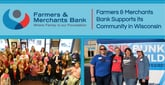Farmers & Merchants Bank Recognized for Supporting Customers and Causes in its Tight-Knit Wisconsin Community