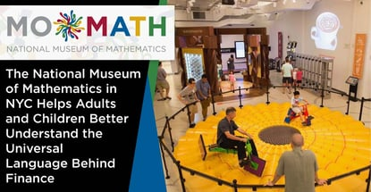 Momath Helps Visitors Sharpen Their Math Skills