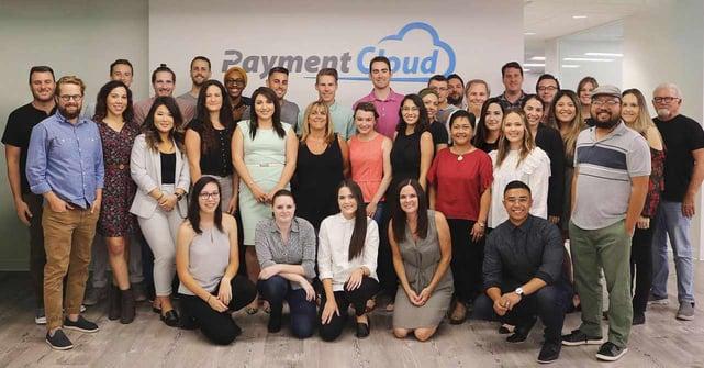 Photo of PaymentCloud team