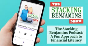 How the Stacking Benjamins Podcast Addresses Financial Literacy Through a Fun, Lighthearted, and Diverse Listening Experience
