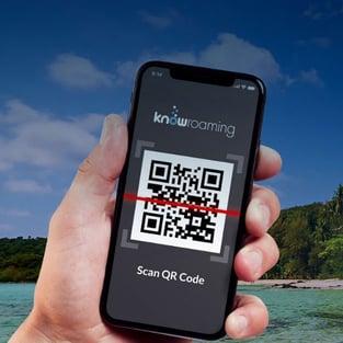 eSIM Technology on a Smartphone