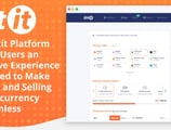 The Bitit Platform Offers Users an Intuitive Experience Designed to Make Buying and Selling Cryptocurrency Frictionless