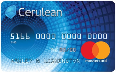 Cerulean Mastercard®