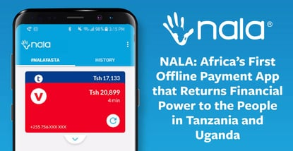 Nala Is Africas First Offline Payment Processing App