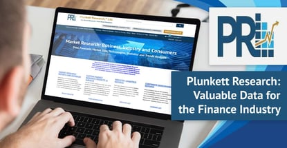 Plunkett Research Valuable Data For The Finance Industry