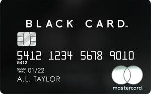 Mastercard® Black Card™