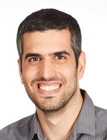 Photo of Simplex Co-Founder and CAO Netanel Kabala