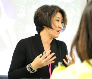 Photos of Women's Startup Lab Founder Ari Horie