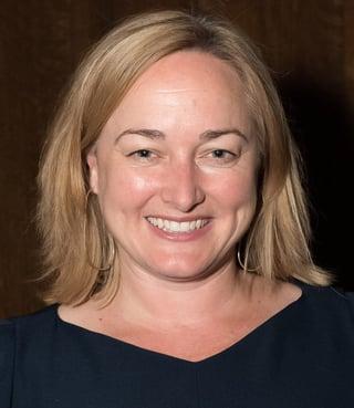 Photo of VillageReach President Emily Bancroft