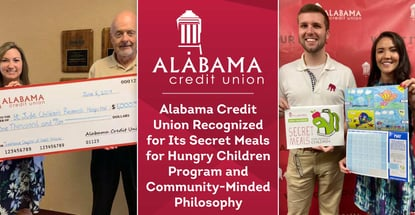 Alabama Cu And Secret Meals For Hungry Children