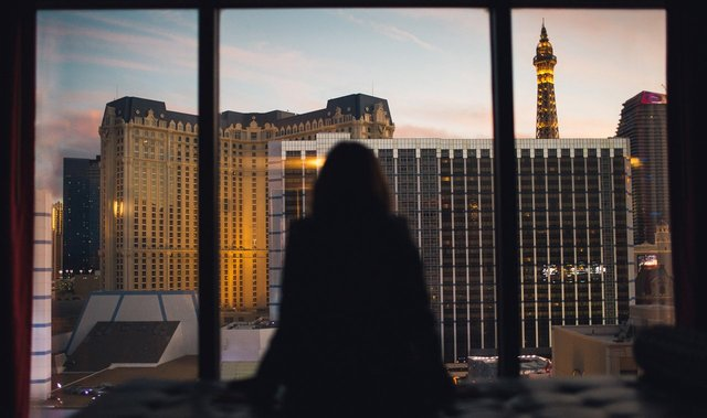 Photo of a Las Vegas Hotel