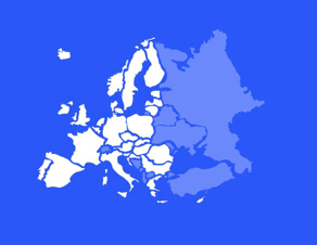 Change EU Map