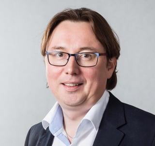 Photo of YouHodler CEO Ilya Volkov