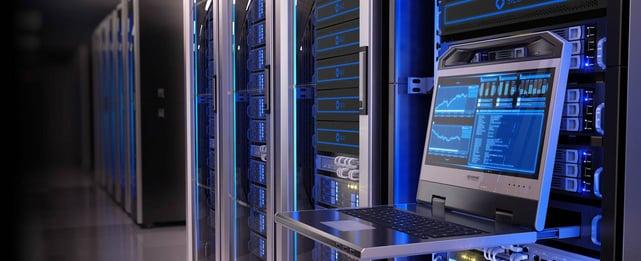 Photo of SILO digital asset management infrastructure