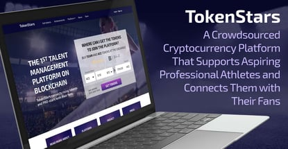 TokenStars: A Crowdsourced Cryptocurrency Platform That Supports Aspiring Professional Athletes and Connects Them with Fans