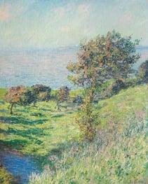 """Monet's """"Coup de Vent"""""""