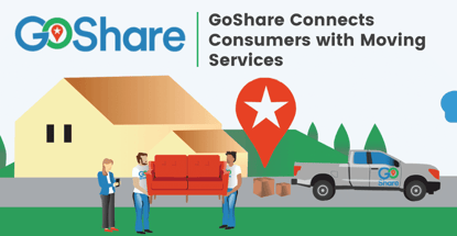 Goshare Connects Consumers With Moving Services