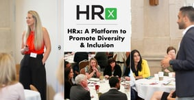 HRx Provides Resources, Including Data, Counseling, and Training, to Help Companies Ensure Diversity and Inclusion Practices