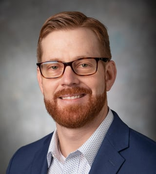 Photo of ACFE Senior Researcher Mason Wilder