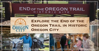 Travelers Can Cash In Their Credit Card Rewards to Explore Historic Oregon City and the End of the Oregon Trail