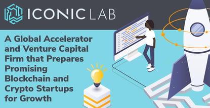 Iconic Lab Helps Blockchain Startups Grow