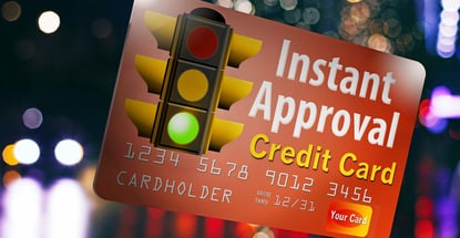 12 Instant-Approval Credit Cards