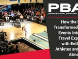 How the PBA Has Transformed Bowling Events Into Unique Travel Experiences with Enthusiastic Athletes and Vibrant Atmospheres