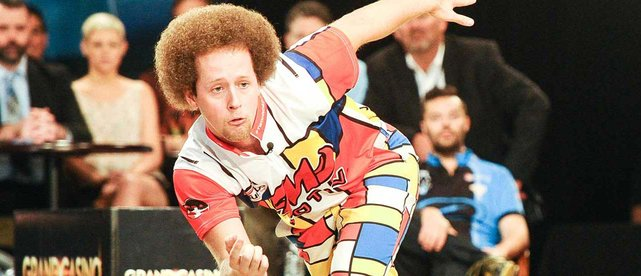 Photo of PBA bowler Kyle Troup
