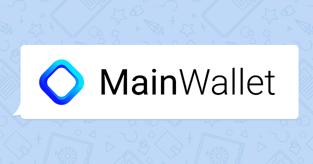 MainWallet Logo