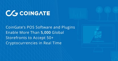 Coingate Helps Merchants Accept Crypto Payments