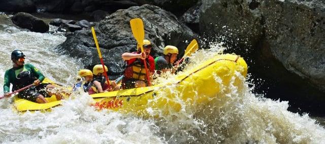 Whitewater Rafting Photo