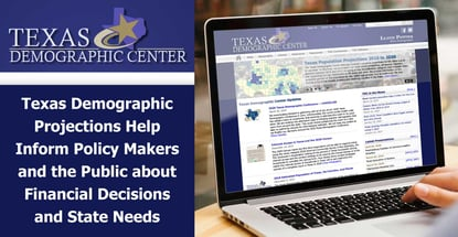 Texas Demographic Centers Valuable Projections