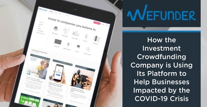 Wefunder Is Helping Businesses In The Face Of Covid 19