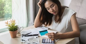 4 Options If You Can't Pay Your Credit Card Bill