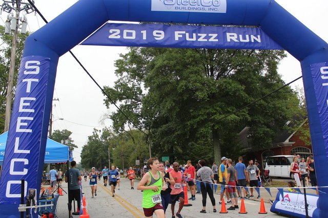 2019 Fuzz Run, Covington, Georgia
