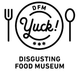Disgusting Food Museum Logo