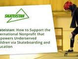 Skateistan: How to Support the International Nonprofit that Empowers Underserved Children via Skateboarding and Education