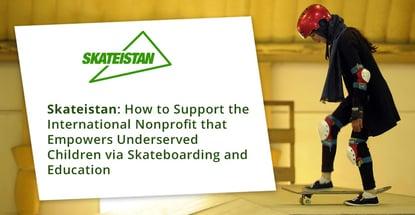 Skateistan Empowers Kids Through Skateboarding